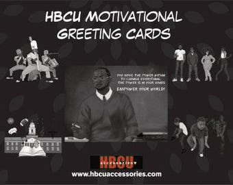 Motivational College Greeting Cards