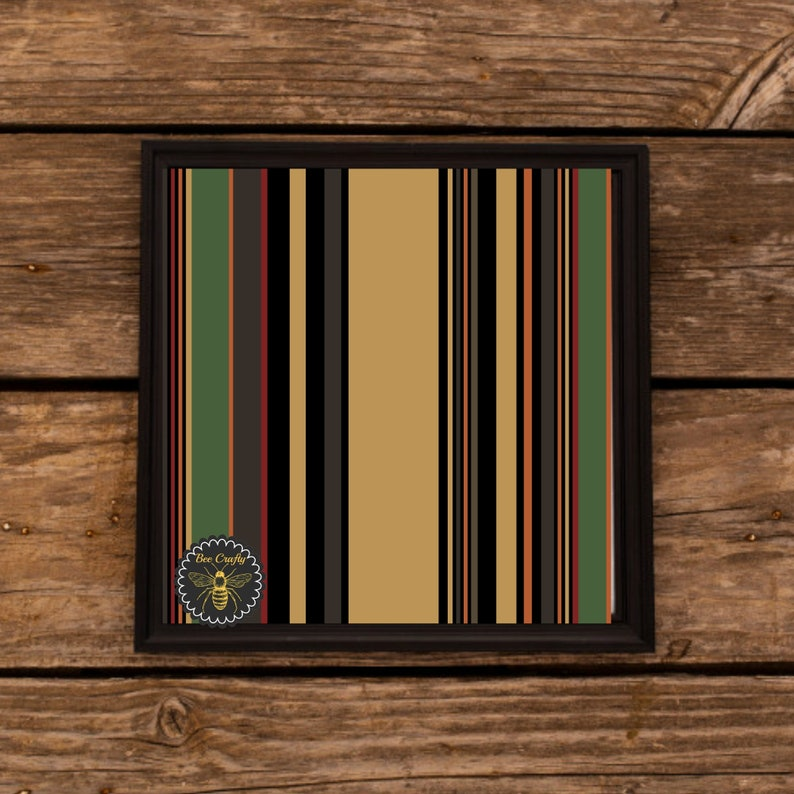Instant Download 12 x 12 Inch Autumn Hues Digital Paper Pack 16 Papers Green Browns Red Taupe Burnt Orange Gold Black Craft Papers