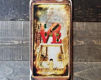 LOVE - 8x16 in.