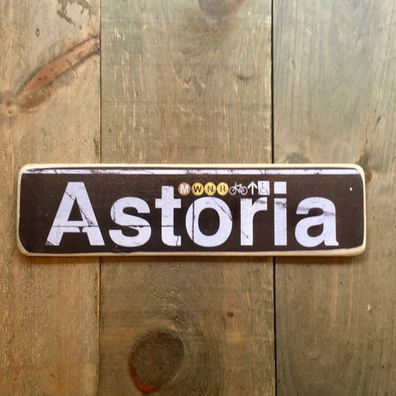 Astoria - 4x15 in.