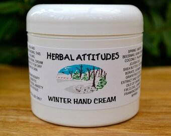 Winter Hand Cream