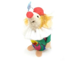 Clown mouse