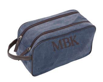 Men's Toiletry Bag, Groomsmen Bag, Mens Bag, Dopp Bag, Groomsmen Gift, Unique Groomsmen Gift, Custom Groomsmen Gift, Men's Personalized Gift