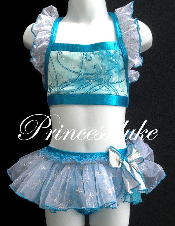 Princess Esmeralda Inspired Pageant Princessduke Bikini