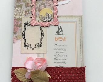 Notebook victorianesque Jane Austen