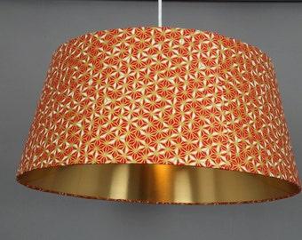 Ceiling Lamp Japanese fabric Metropol .