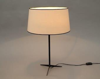 Grey Table Lamp Naunyn