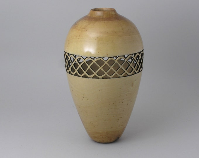 Vase with Celtic Knot