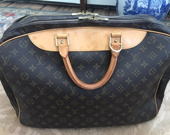 a41d780acbce Louis Vuitton Monogram Alize 24 Hour Bag