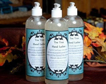 Tea Tree Hand Lather