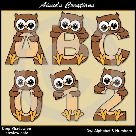 Owls Clipart & Patterns in Grey | Pre-Designed Illustrator Graphics ~  Creative Market