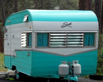 Custom Curtains Camper RV 5th Wheel Boat And Yacht