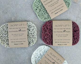 Soap Lift - Draining Dish For Bar Soap
