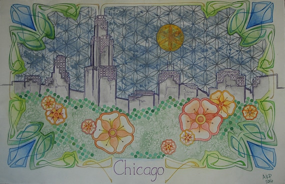 Postcards from the Future: Chicago