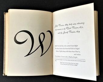 The Rubaiyat of Omar Khayyam, Edward Fitzgerald, The Classics Club, 1942 Edition