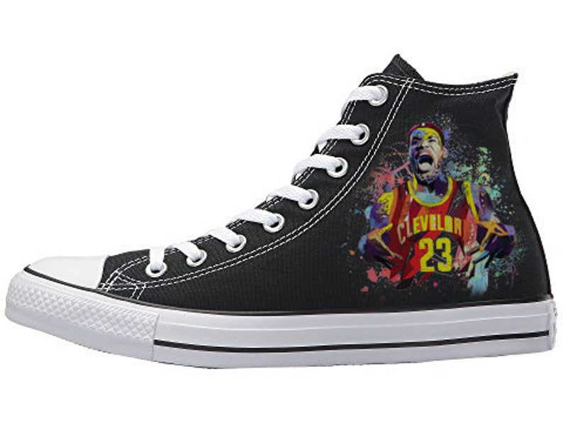 9c680cc75a23 CONVERSE HIGH TOP Shoes Basketball Gift for him Unisex Shoes