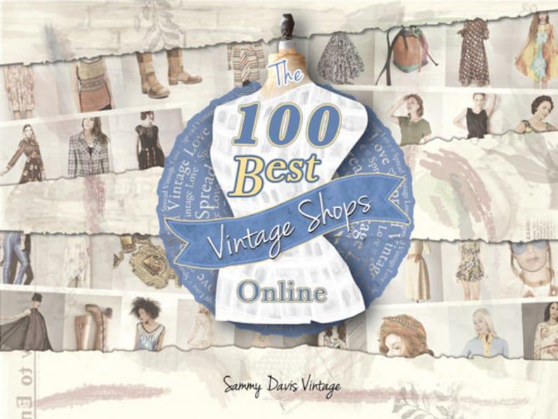 The 100 Best Vintage Shops Online image 0