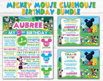 Baby Moana Birthday Bundle Invitation Thank You Birthday | Etsy