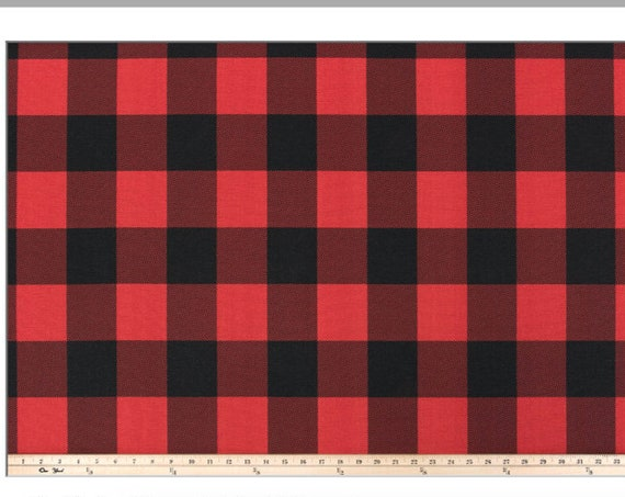New!!! Waterproof Picnic Blanket in Buffalo Plaid