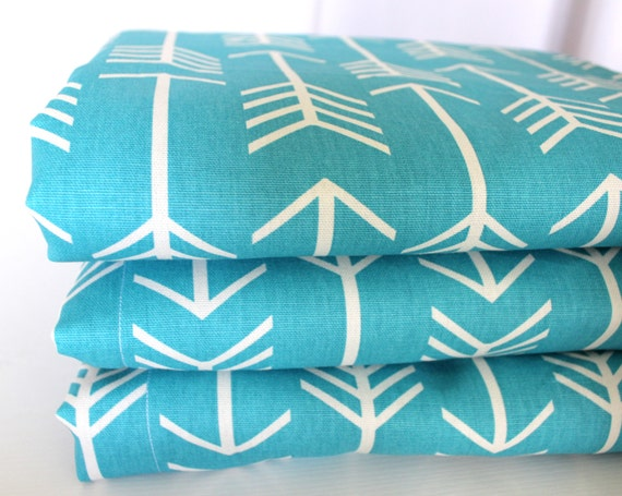 Ready to Ship Waterproof Picnic Blanket-Arrow Teal