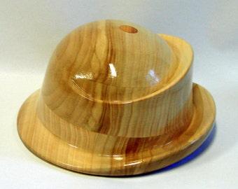 WK 1420, Millinery hat block