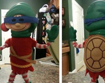 Ready to Ship-TMNT outfit
