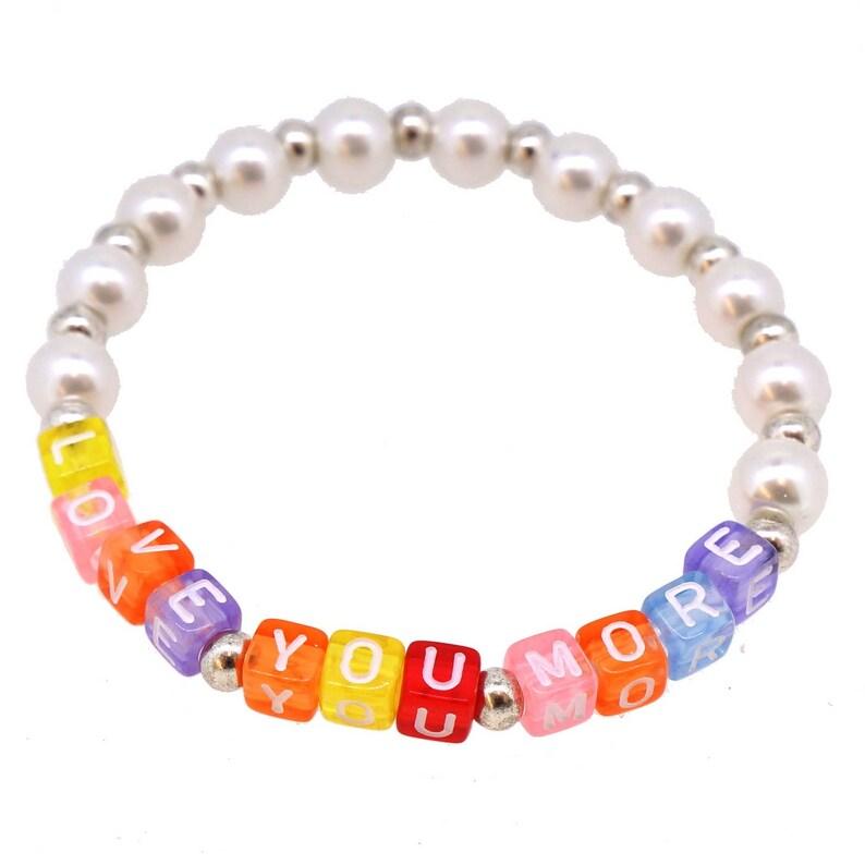 Letter Beads Alphabet Beads Silver Letter Beads Silver Alphabet Beads Metal Beads Wholesale Beads Bulk Beads 300 pieces 6mm