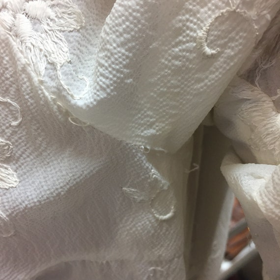 1940's/50's Wedding Gown - image 6
