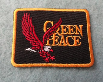 Green Peace Patch