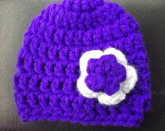 Preemie or American Girl Doll Hat