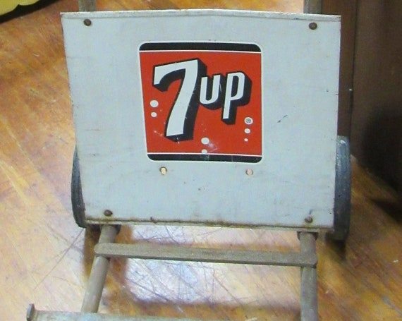 7 Up Hand Truck or dolly