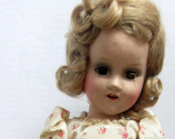 Sonja Henie doll by Madame Alexander