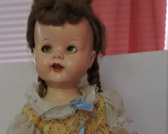 Ideal Saucy Walker doll