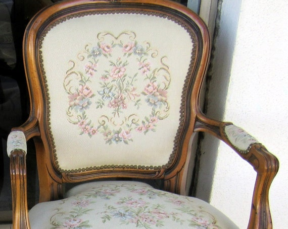 Chateau D'AX upholstered armchair