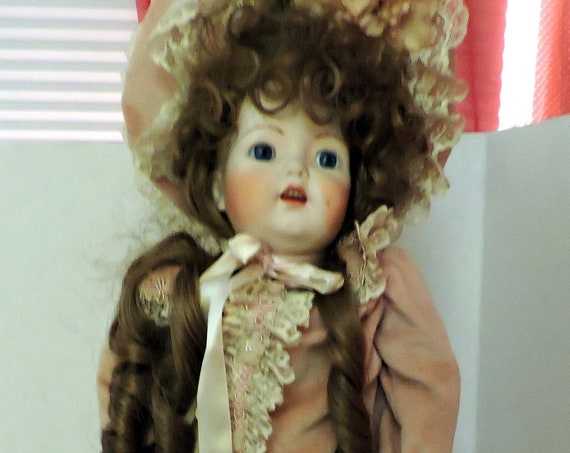 Antique Doll from Germany