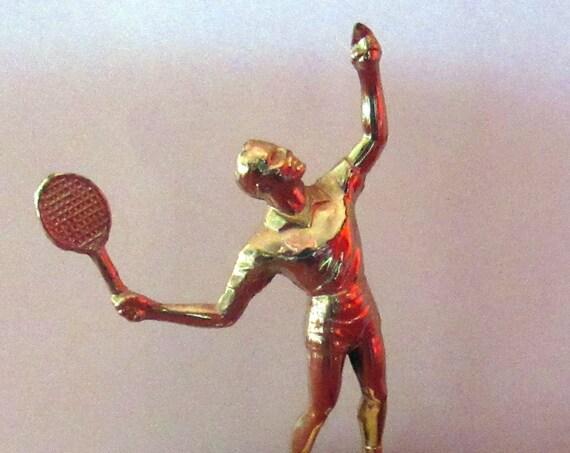Vintage tennis Trophy