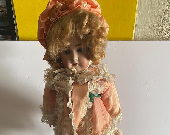 Antique German Doll 171