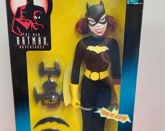 Bat Girl 1998 New Batman adventures