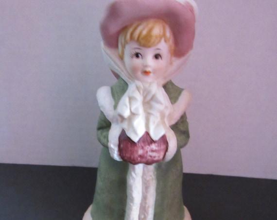 Lefton Lady figurine