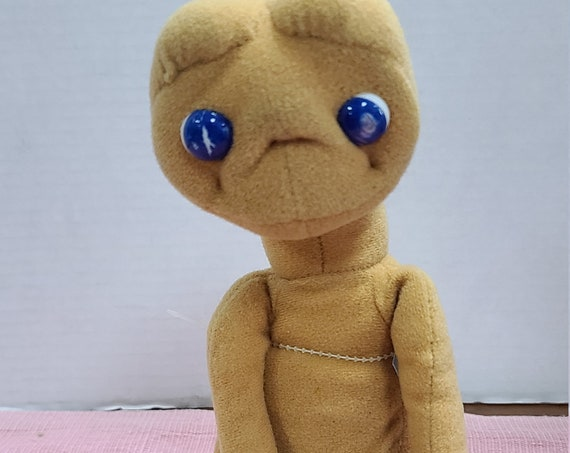 ET The Extra-Terrestrial toy