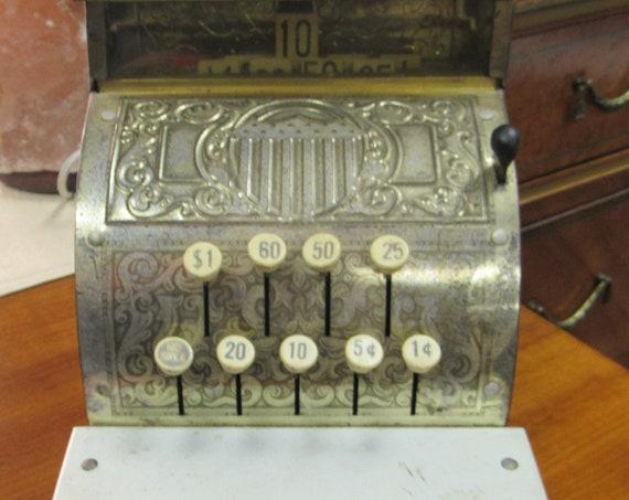 Ben Franklin Toy Cash Register