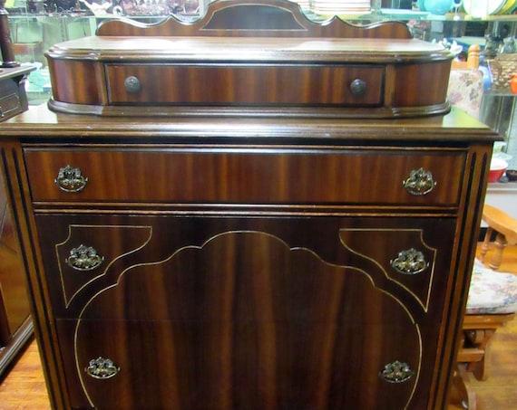 Beautiful tall dresser