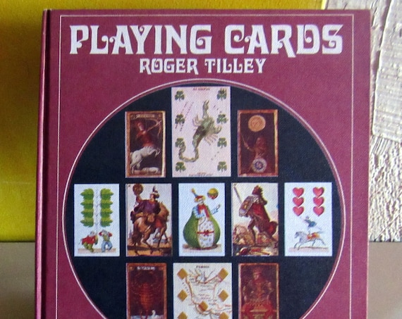 Playing Cards Reference book