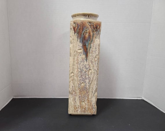 Vintage Toyo art pottery vase