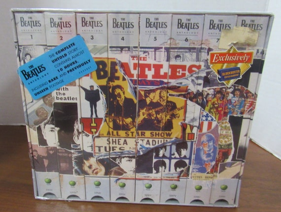 The Beatles Anthology Set - never opened