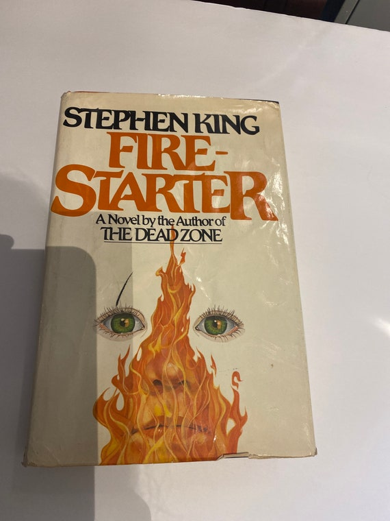 Stephen King Fire-Starter Second Edition book