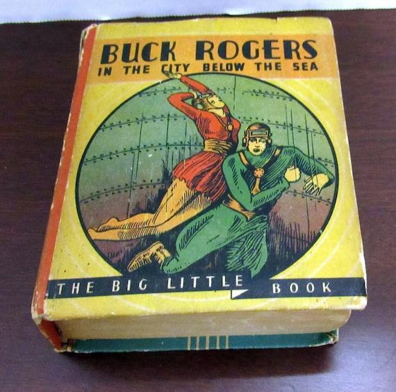 Buck Rogers Big Little Book