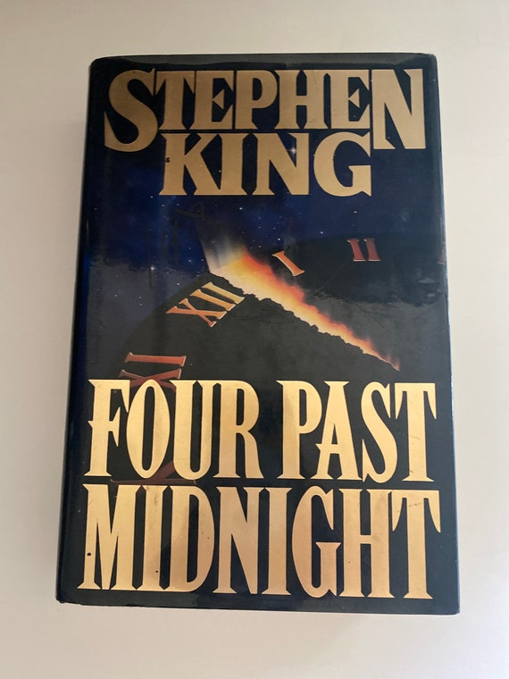 Stephen King Four Past Midnight First Edition book
