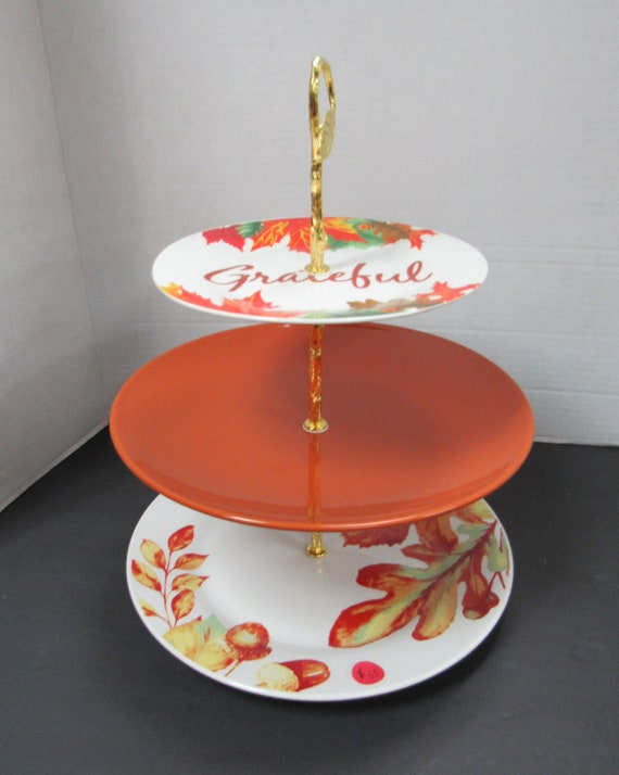 Thanksgiving three tiered server