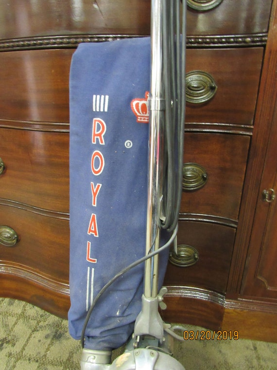 Vintage Royal vacuum cleaner